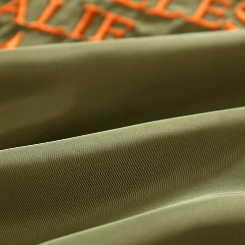 Menino Menina Casaco Outerwear Criança Outono Bebê Meninos Casaco 2017 Roupas Infantis de Algodão Com Zíper Jaqueta Criança Uniforme De Beisebol