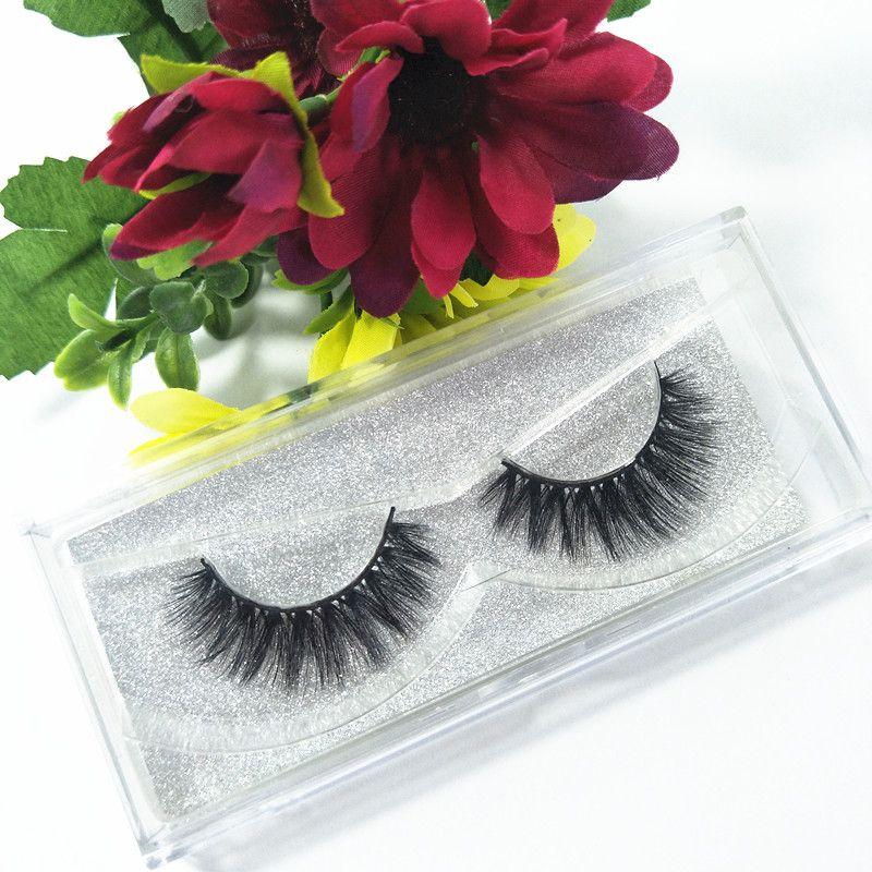 949bccc715c Seashine 100% Handmade Real Korean Silk Fiber False Eyelash 3D Strip Fake  Lashes Cute Eyelashes For Makeup Beauty Feather Eyelashes How To Clean False  ...