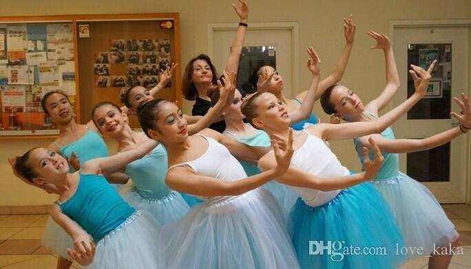 Colorful Children Adult tutu skirt dance dresses soft tutu dress ballet skirt Children pettiskirt clothes In stock!