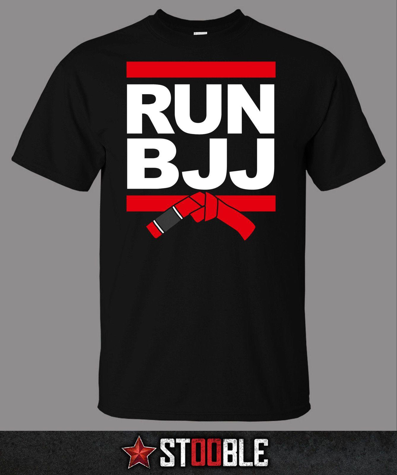 28df2f3ca Run BJJ Jiu Jitsu T Shirt Direct From Stockist Printing Tee Shirts Cool  Funny T Shirts From Xm24tshirt, $12.05| DHgate.Com