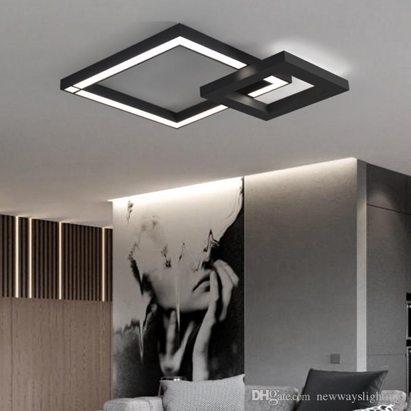 2019 Indoor Lighting Modern Ceiling Light Dining Room LED Lamp ...