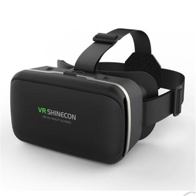 7c7a0095895a XINGDOZ G04 VR Shinecon Pro Virtual Reality 3D Glasses VR Google Cardboard  Headset Box Head Mount For 4 6  Mobile Phone N20C Blue And Red 3d Glasses  ...