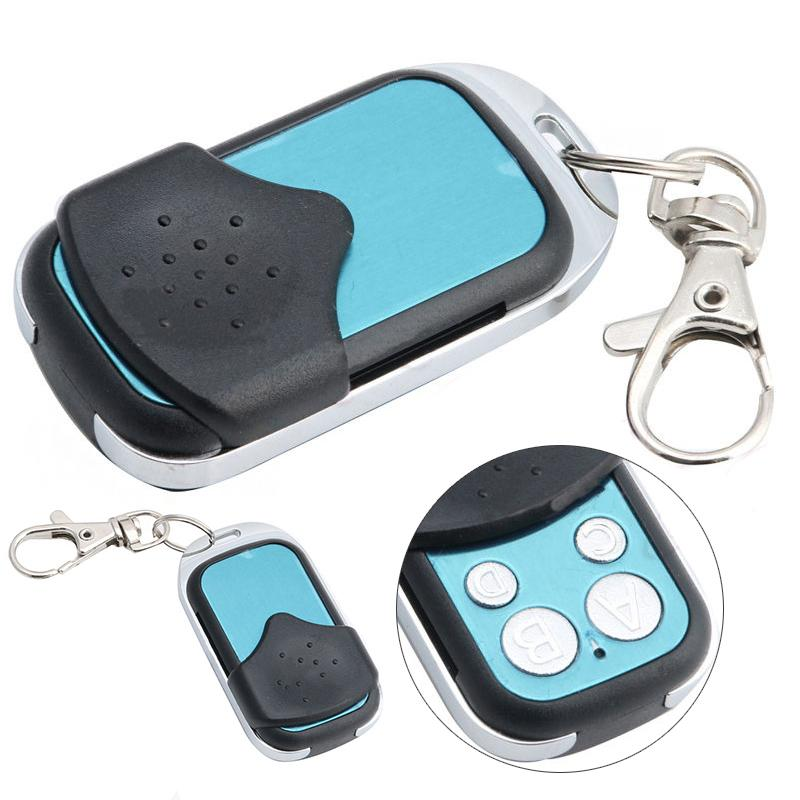 315/433MHz Wireless Universal Remote Control Key Fob Controller Car Key Electric Garage Door Remote Control Tools