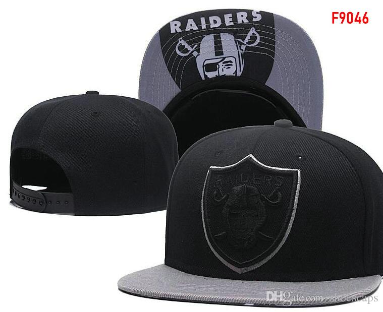 ace1ebf2408 Factory Outlet New Raiders Hats Snapback Caps Adjustable All Team Baseball  Women Men Snapbacks High Quality Sports Hat Custom Ties Cool Ties From  Shoescaps