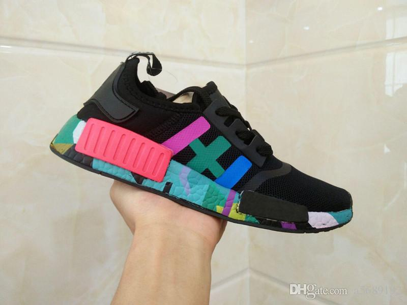 1dbb0aa2e7a46 02 2018 New High-grade NMD Hot-selling High-quality Running Shoes ...