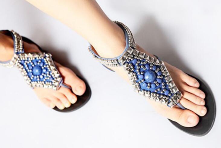 04f9be47641 2018 New Flat Shoes Women Fisherman Sandal Fashion Ladies Sandals ...
