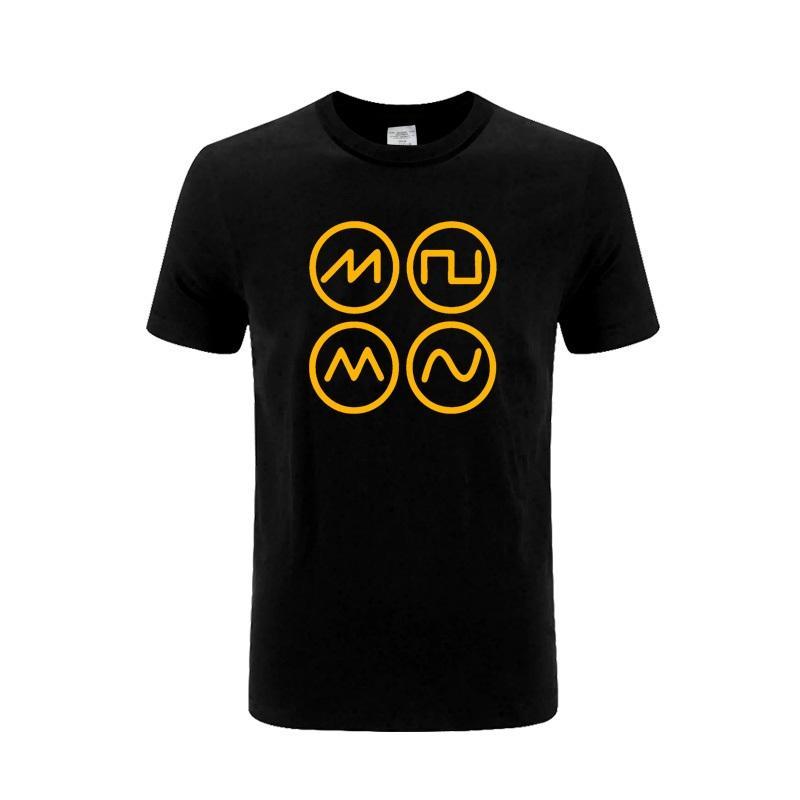 Großhandel Synth Waves Techno Rave Synthesizer T Shirt T Shirt  Geburtstagsgeschenke Geschenk Für Männer Frauen Papa Vater Ehemann Freund  Bruder Von ... 07f7df0bd1