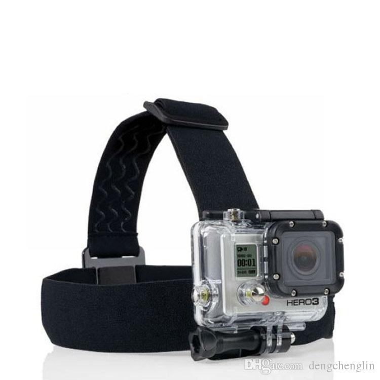 Действие камеры аксессуары эластичный регулируемый ремешок с простой анти-слайд клей для SJcam,xiaoymi yi другой бренд спортивная камера