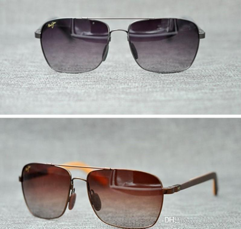 43eaf49dd8 New Design Maui Jim 326 Sunglasses Luxury Top Upgrade Style Polarized Lens  MJ SPORT Men Women MJ326 Sun Glasses Super Light Frame with Case Sunglasses  ...