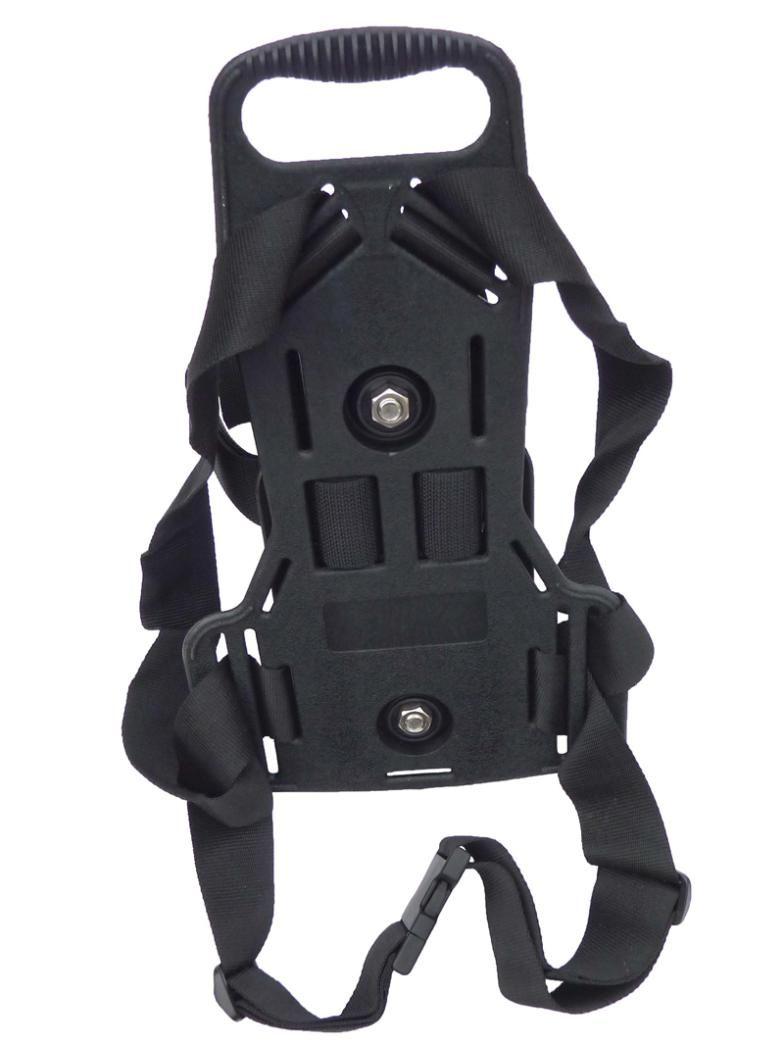 SCUBA Diving backpack Tank holder with Shoulders Straps Nylon Buckle diving  gear oxygen bottle holder