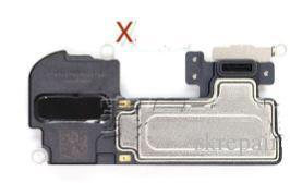 wholesale For iPhone X 8 8p plus Ear Piece Earpiece Speaker Receiver Repair Replacement Parts