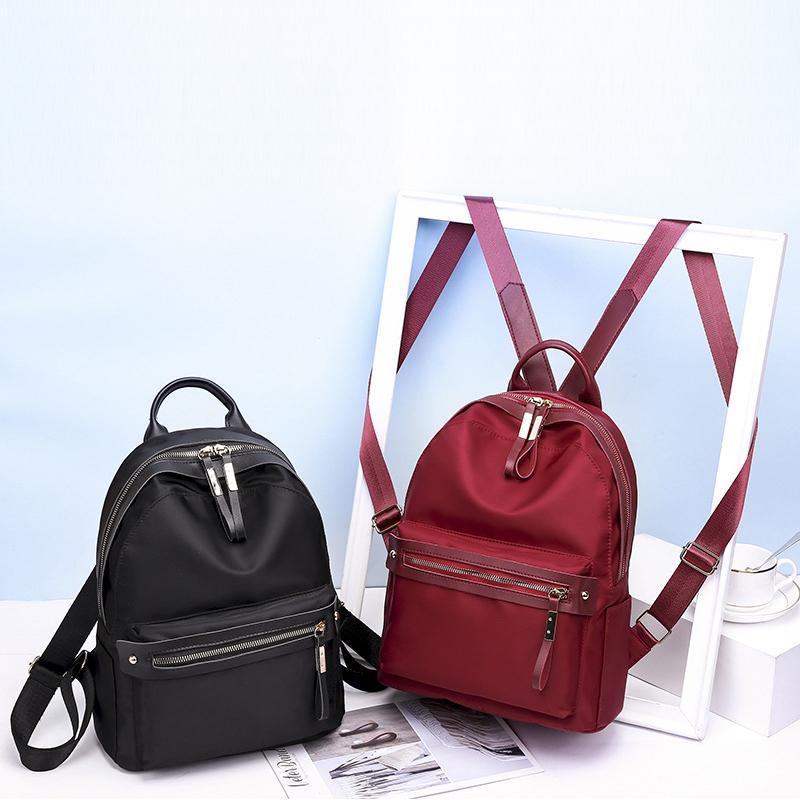 83f7c8a359 MAILAER 2018 New Oxford Cloth Shoulder Bag Female Bag Fashion Female ...