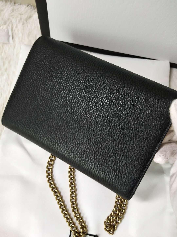 Súper marca mini bolso femenino de moda de alta calidad de cuero genuino corchete de metal mini billetera bolsa