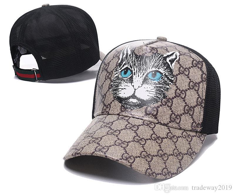 Compre 2018 Nueva Gorra De Béisbol Clásica Snapback Caps Hat Para Deportes  Al Aire Libre Ajustable Casual Ball Cap Gorra De Béisbol Envío Gratis Nueva  ... 4277814acf1