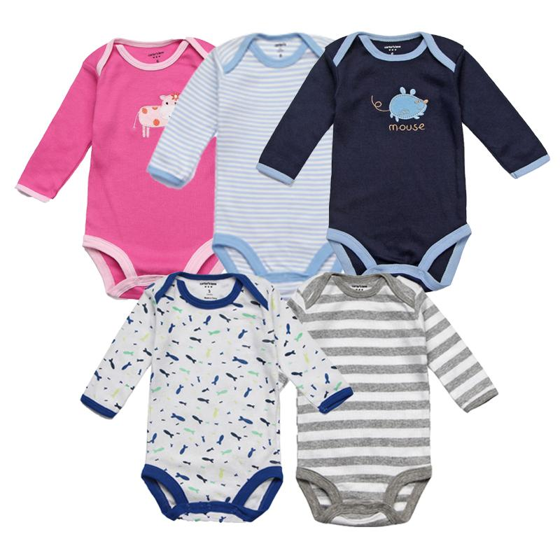 32217d130 2019 Rompers Spring Girl Autumn Newborn Clothes 2017 Baby Boy ...