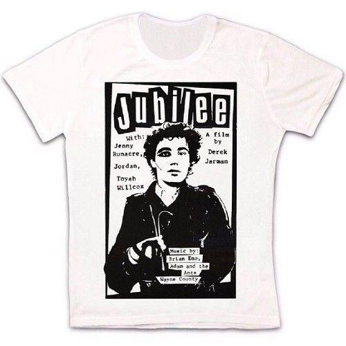 83d81949961dd8 Adam And The Ants Jubilee 70s Cult Film Retro Vintage Unisex T Shirt 1770 O  Neck Fashion Printed Mens Cotton T Shirt Really Cool Sweatshirts The  Following T ...