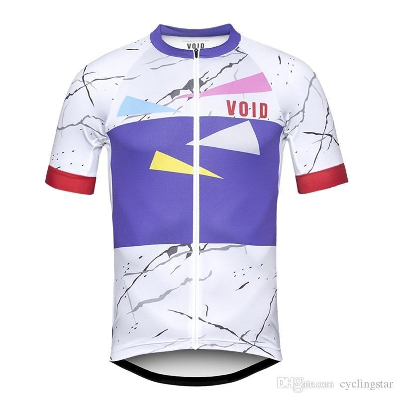 4be654ce1 Satın Al Ropa Ciclismo 2018 Erkekler VOID Bisiklet Jersey Bisiklet Yarış  Gömlek Nefes Mtb Bisiklet Giyim Hızlı Kuru Kısa Kollu Üstleri M2802