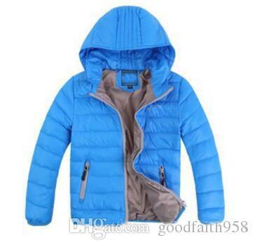 big sale 397ee 4f6f7 Hohe Qualität 2019 Jungen Daunenmantel Jacke Neue Marke Von Baby  Winterjacke Daunenjacke Kinder Oberbekleidung Jungen Parkas 4-12Y