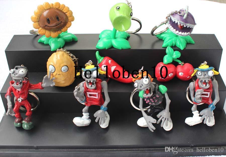 La poupée DIY / GK, jeu de zombies le plus populaire, peut être suspendue aux touches. Un total de 10 formes différentes peut être sélectionné