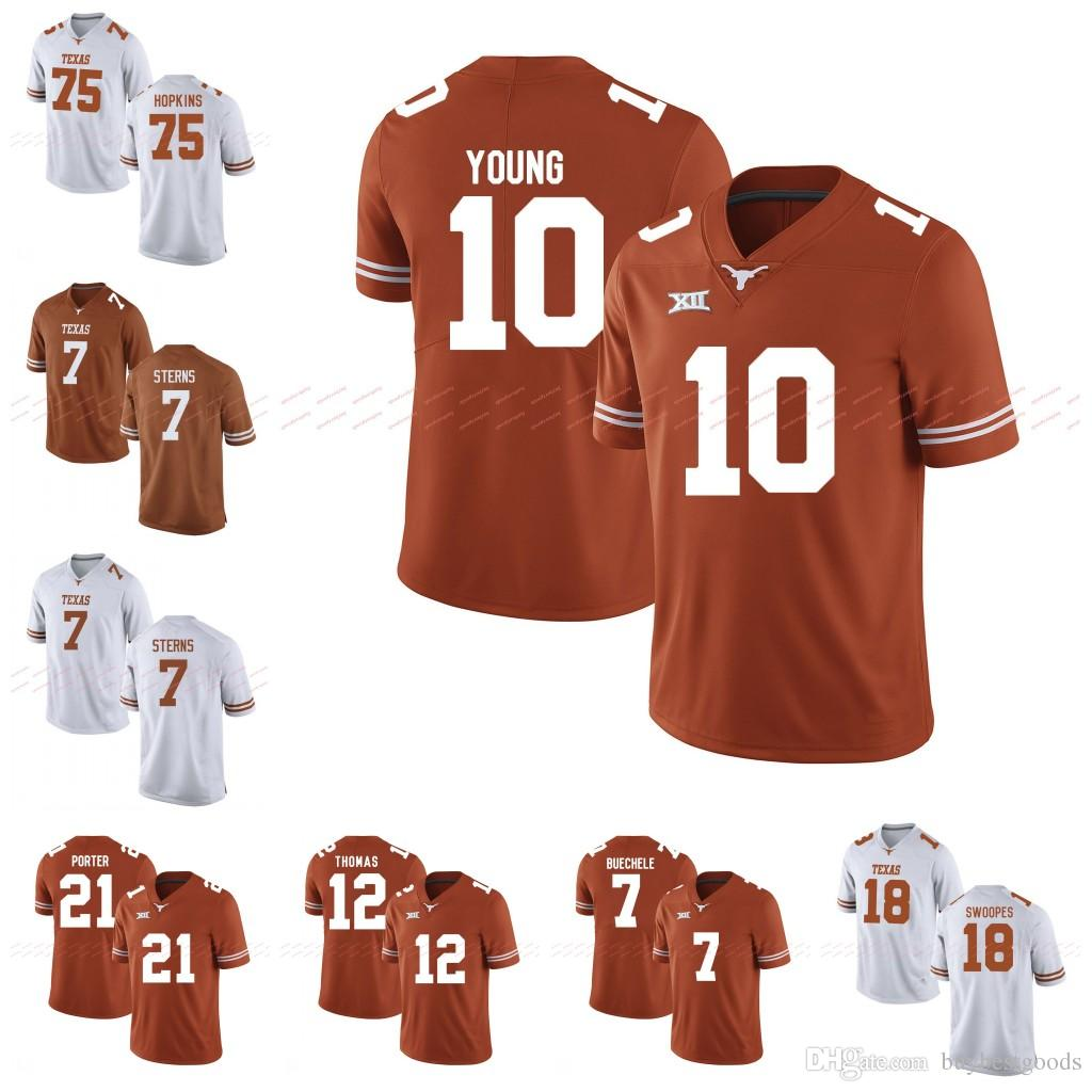 new arrival 00a4f 21344 coupon for texas longhorns 8 shipley orange jersey 7004e 0a9df