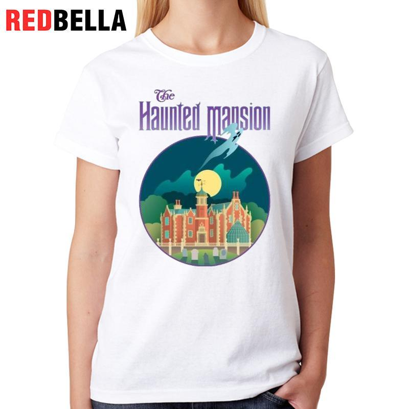 Women's Tee Redbella 80s 90s Clothes Women Retro Graphic Artistic Landscape  Scene Circular Pattern Paint Tee Shirt Short Sleeve Printing Top
