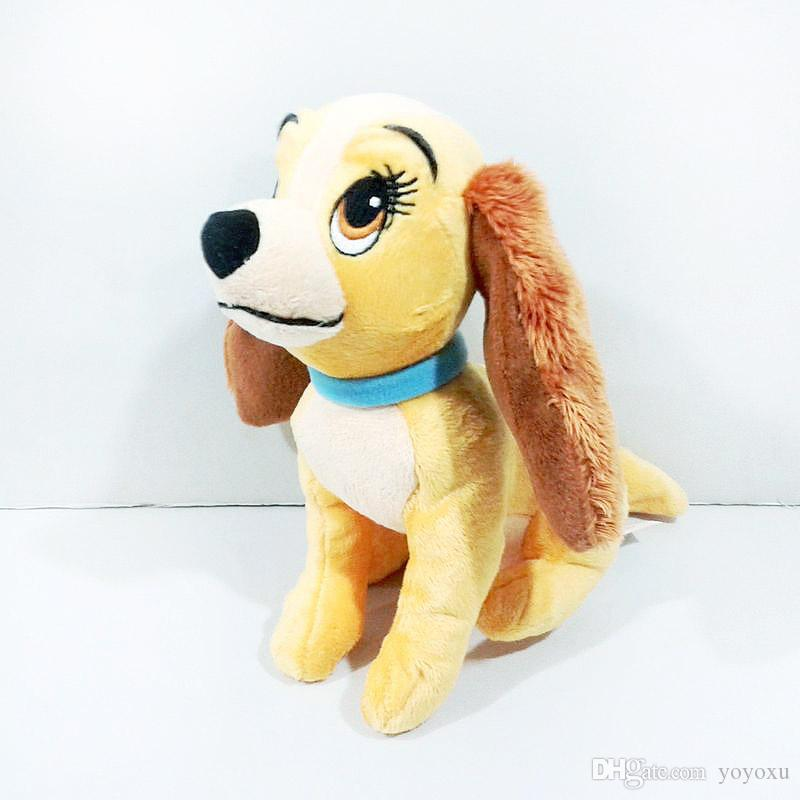 Cool Small Anime Adorable Dog - new-anime-doll-lady-and-the-tramp-dog-plush  2018_164817  .jpg