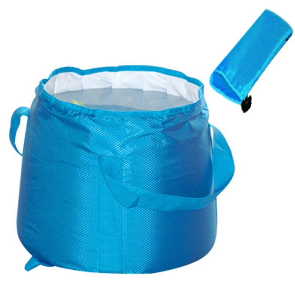 Hot Sell Outdoor Portable Folding Water Bucket 20L And 12L Ultra ...