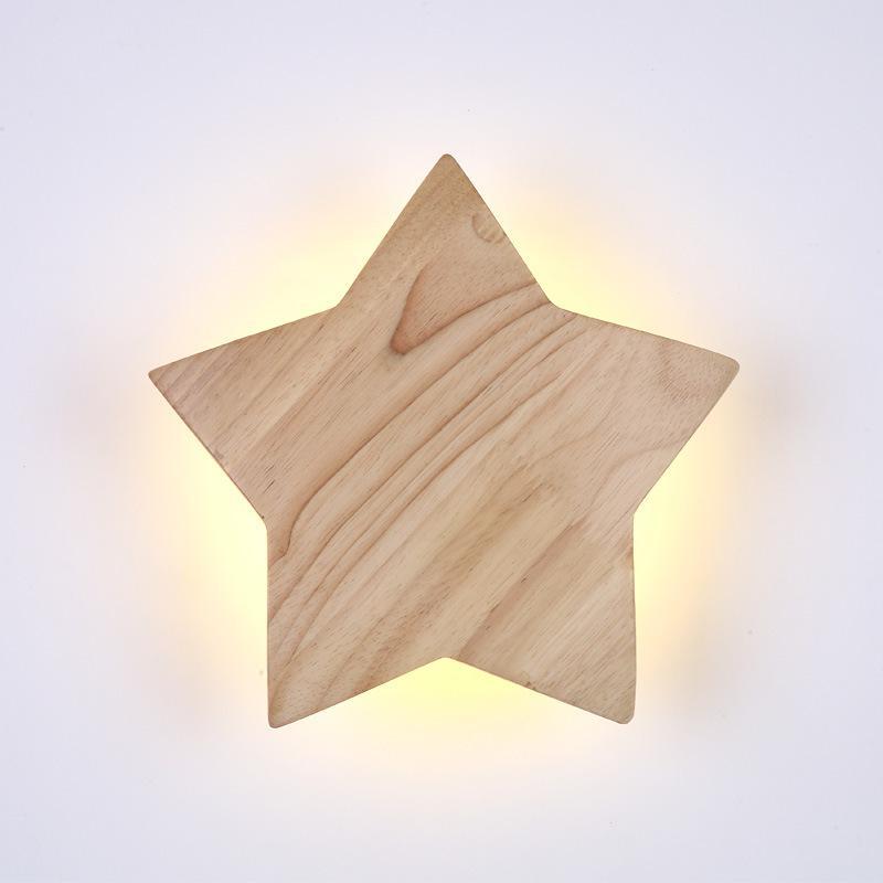 Acheter Lampes Murales Salon Couloir Eclairage Decoratif Etoile