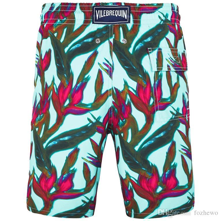945edec89d Board Shorts Men Swimwear Running Moda Praia Joggers Beach Bermudas  Zwembroek Heren Surf Zwembroek Man Swimsuit Men's Beach Shorts Multicolor  Turtles ...