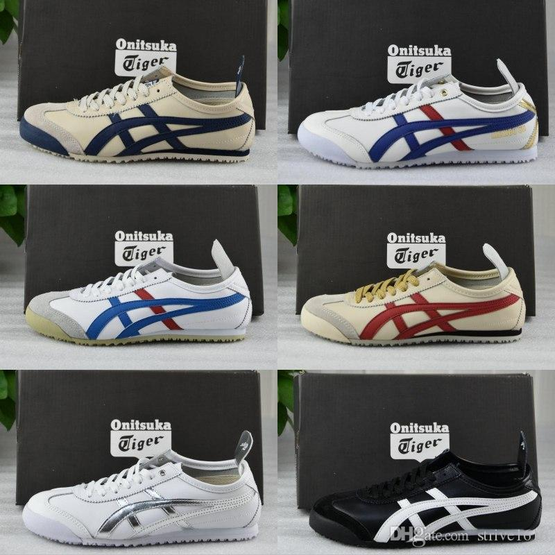 b4b576d5016d 2019 2018 Asics Onitsuka Tiger Men Women Original Running Shoes Best  Quality Cheap Training Lightweight Online Sport Sneakers US 5.5 11 From  Strive1616