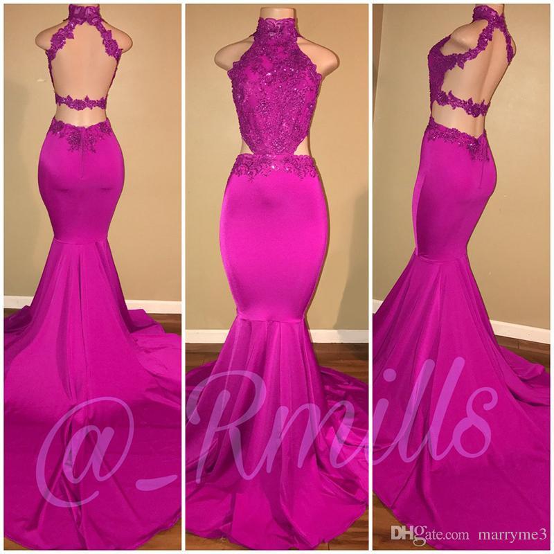 Fabric Formal Dress