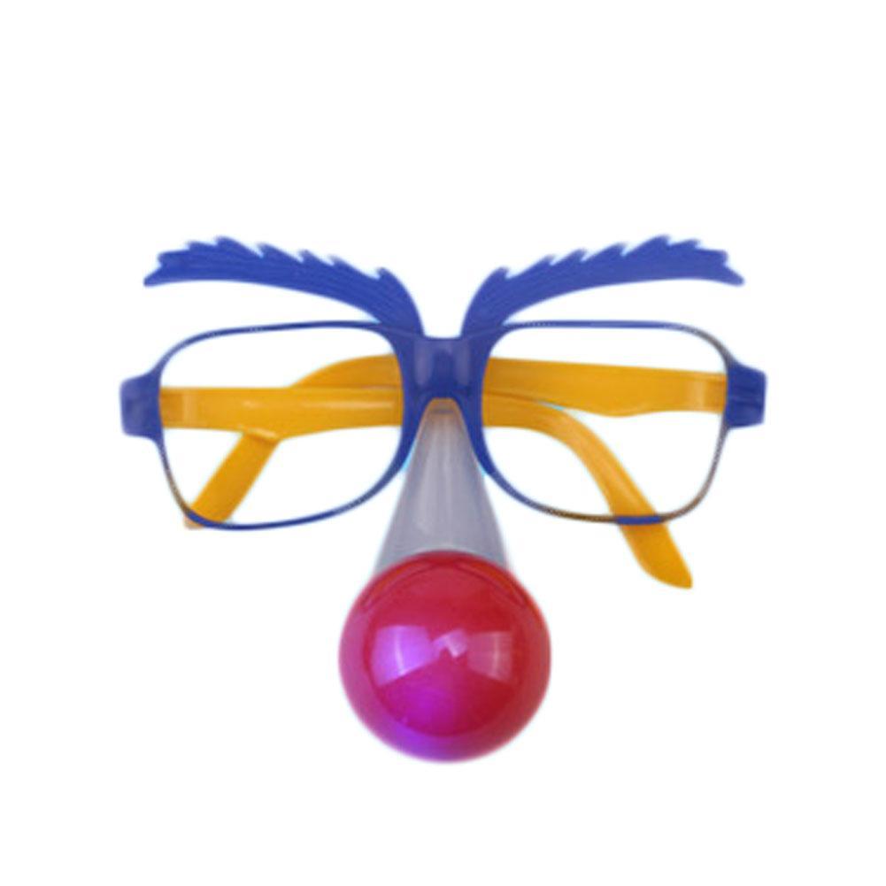 28afb2376e Acheter Drôle Pas Cher Balle Rond Cadre Nez Sifflet Moustache ...