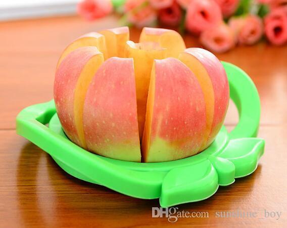 Meyve Kesici Apple Armut Pişirme için Elma Bıçak Dilimleme Kesme Tart Sebze Araçları Chopper Mutfak Alet ve Aksesuarları