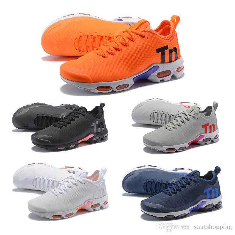 5c345280f9a 2019 TN Plus Running Shoes Classic Outdoor Run Shoes TNS 2 Orange White  Sport Shock Sneakers Mens Shoes Womens Mercurial Athletic Sneakers From ...