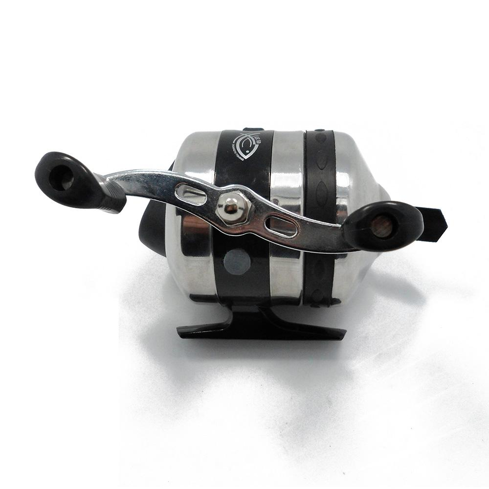 New Fishing Spinning Reel Spincast Reel Gear Ratio 3.3:1 for Compound Bow