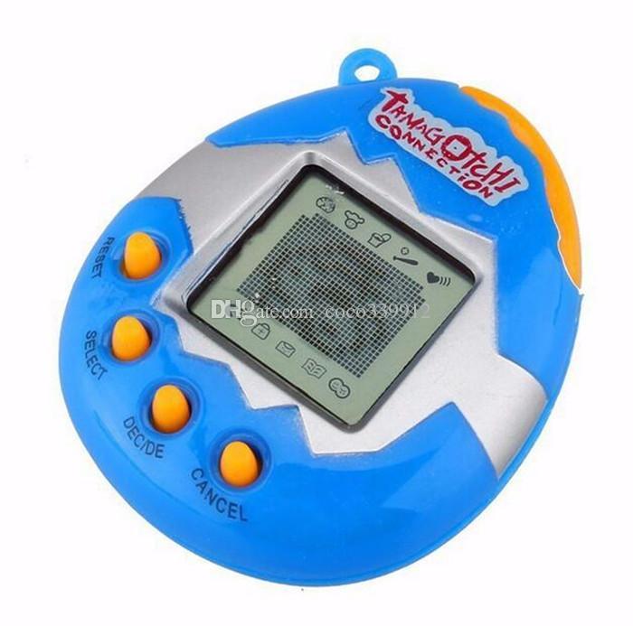 Elektronik pet Tamagochi Oyuncaklar Vintage Sanal Pet Siber oyuncu oyunları Tamagotchi Dijital Pet Çocuk Oyun oyuncu