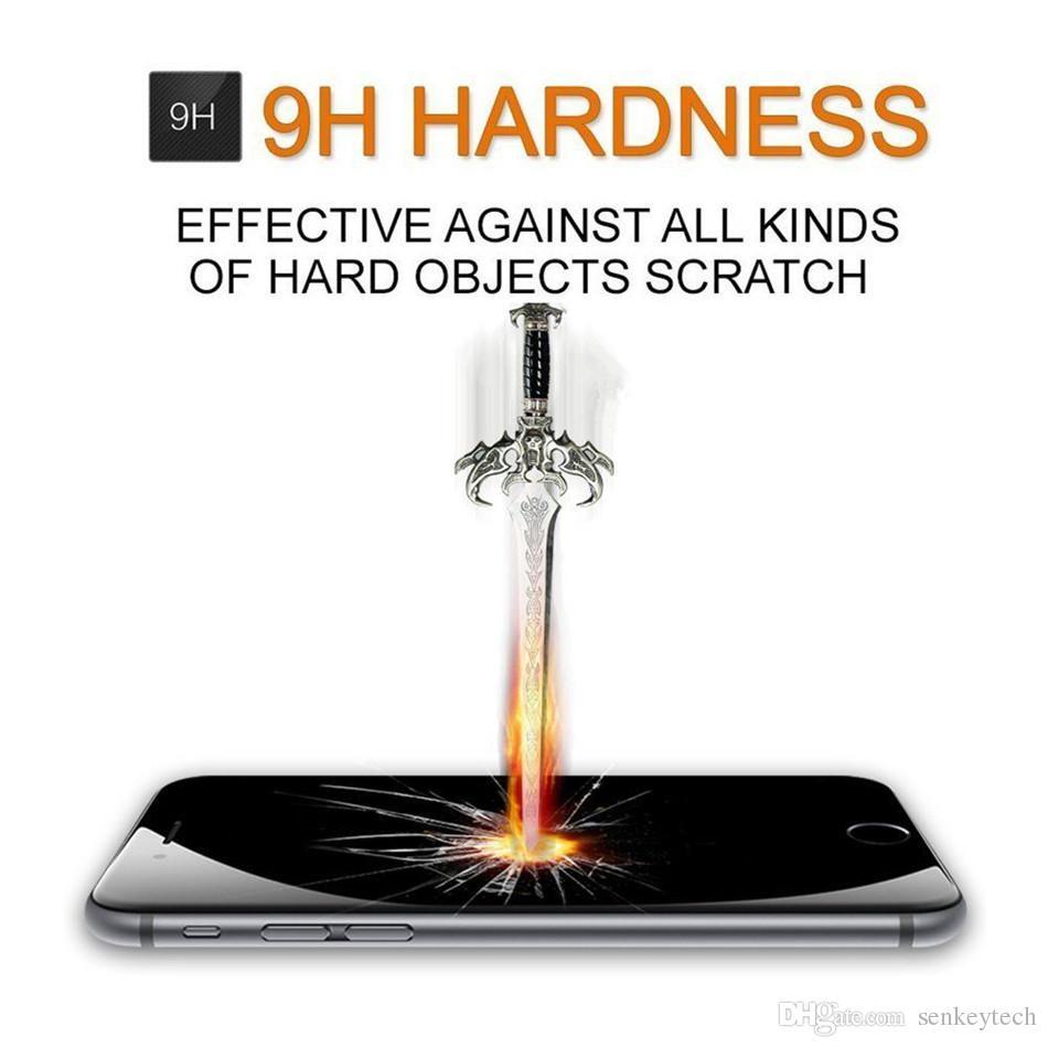 1 мл Защитная пленка для экрана NANO для iPhone для Samsung Для Xiaomi Mi 8 невидимая защитная пленка