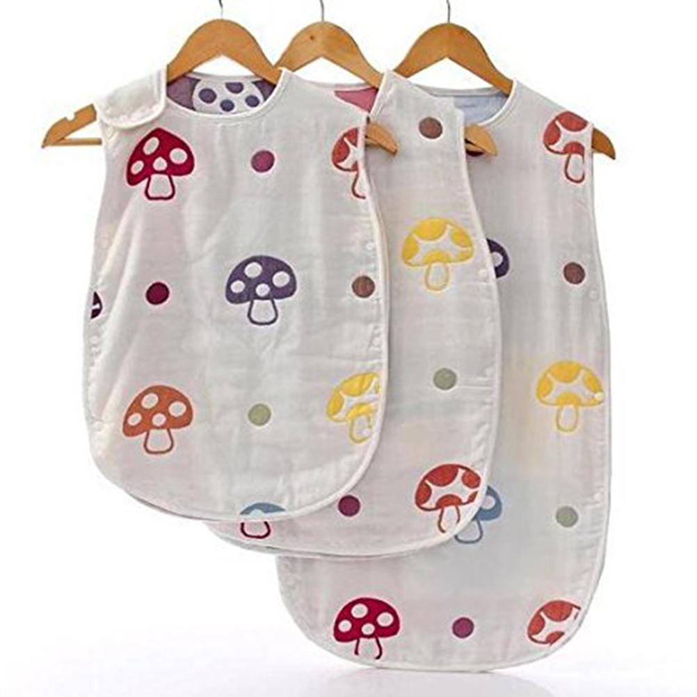 05bd9ebb05 Baby Sleep Sack 100% Cotton Sleeping Bag Baby Wearable Blanket Toddler For  Newborn Swaddle 2 7Years Camping Stove Outdoor Equipment From Newhappyness