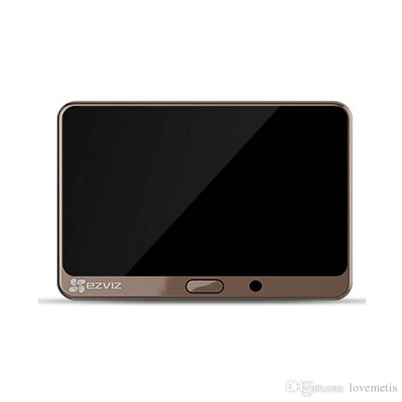 ezviz dp1  Hikvision EZVIZ DP1 Video Doorbell Mobile Detection, Photo, Video ...