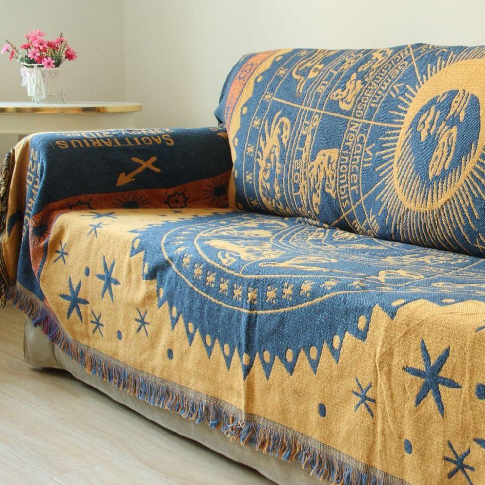 Grosshandel Chausub Qualitat Dicke Baumwolle Decke Winter Decken Sofa
