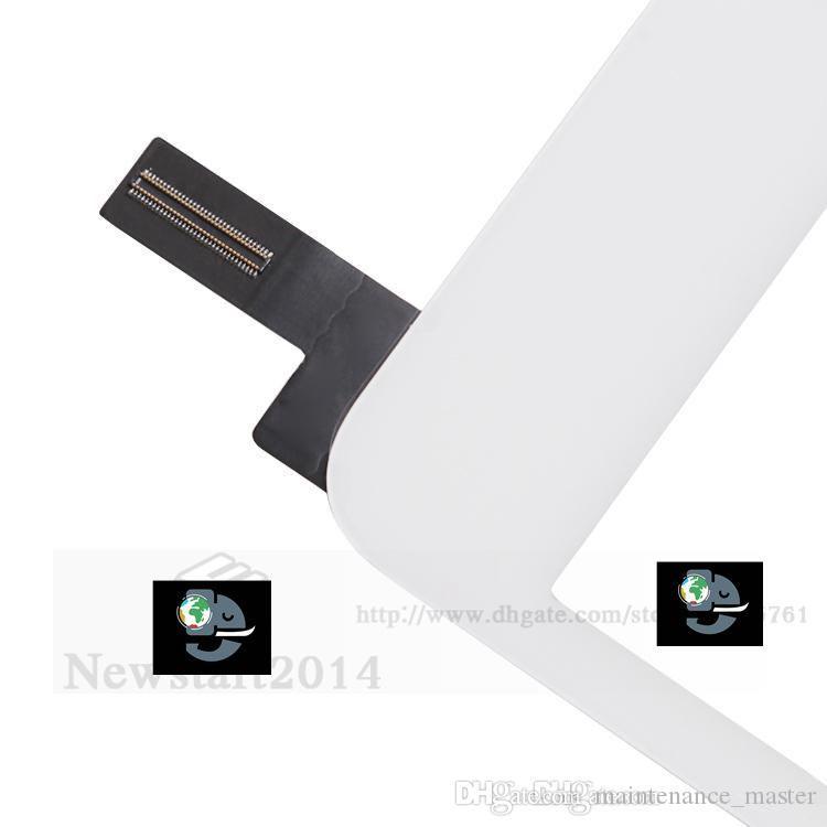 Trasporto libero Mini iPad 4 di alta qualità nuovo touch screen Testato al 100% di sostituzione del pannello di vetro Digitizer