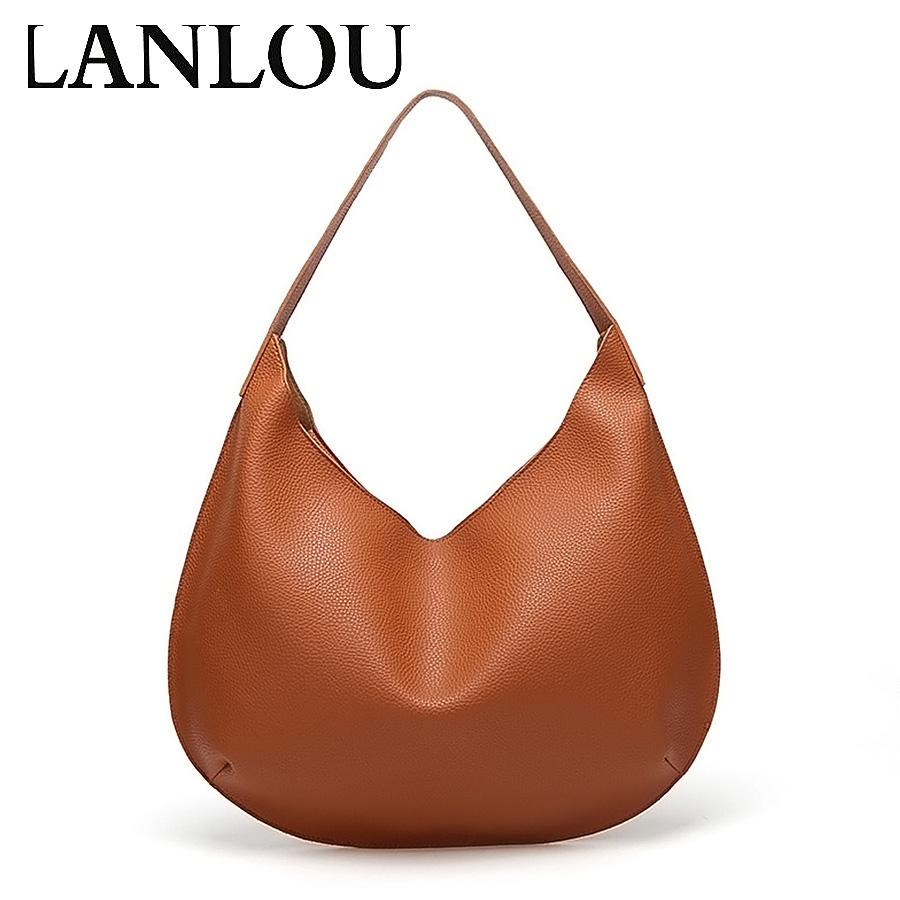New Women S Korean Version Of The Trend Handbags Fashion Casual Wild Shoulder  Bag Autumn And Winter Lychee Tote Bag Fiorelli Handbags Discount Designer  ... 5aa3a3cdcb
