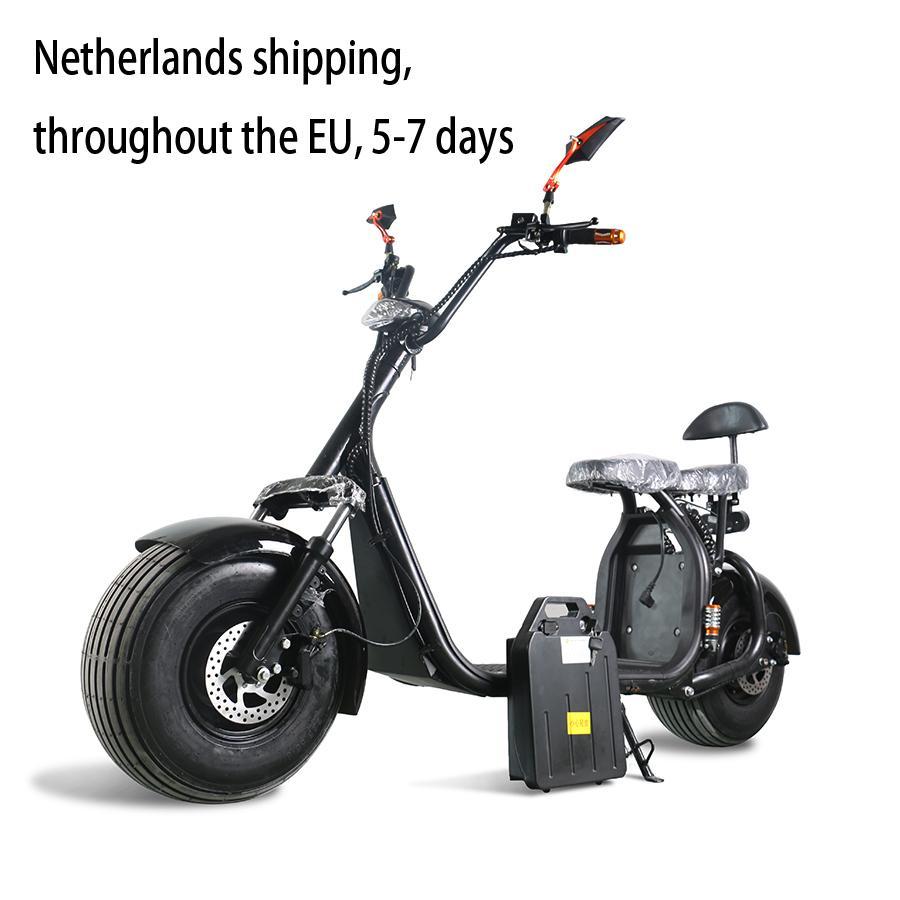 Acquista Scooter Elettrico Sc11 Harley Mini Auto Elettrica