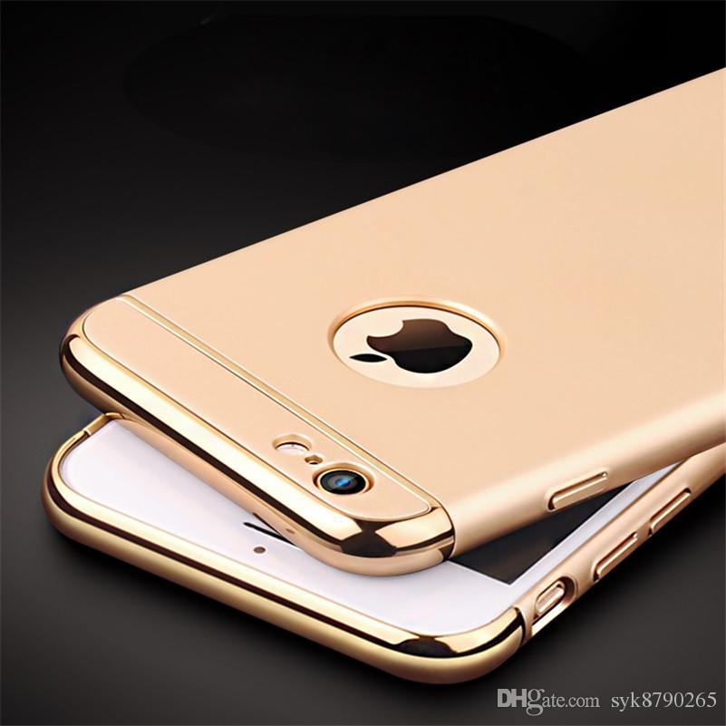 1 후면 커버의 럭셔리 3 아이폰 12 11 프로 XR X XS 최대 6 6S 7 8 플러스 바느질로 돌아 가기 사례