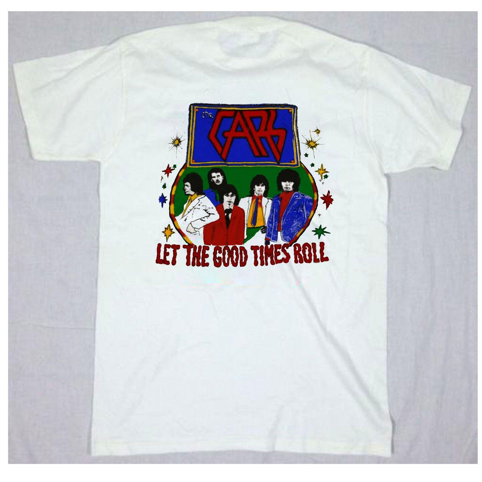 Vintage 80s concert t shirts think