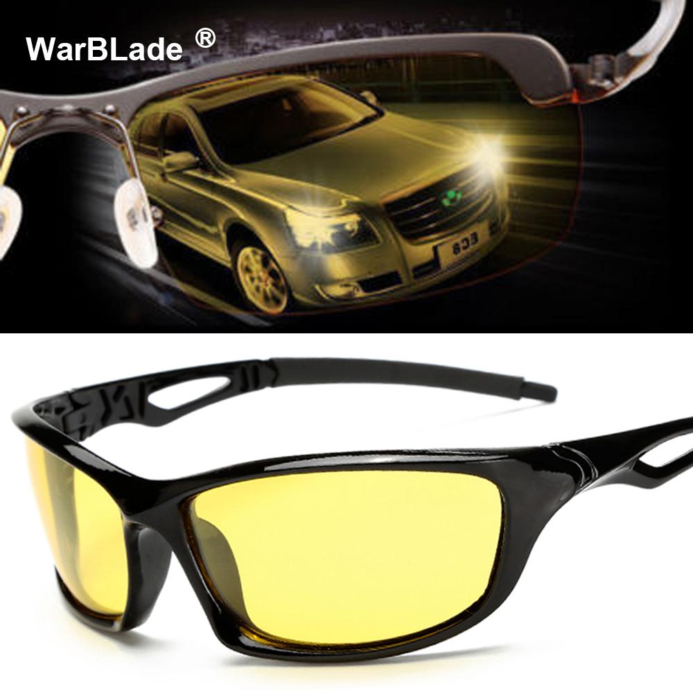 1070c3beb8 Night Vision Glasses For Headlight Polarized Driving Sunglasses Yellow Lens  UV400 Protection Night Eyewear for Driver 2018 Hot Night Vision Glasses  Vision ...