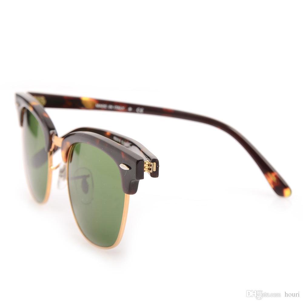 High Quanlity Sonnenbrillen Metallscharniere Sonnenbrillen Plank schwarz Sonnenbrillen Schwarze Sonnenbrillen Herren Sonnenbrillen Damenbrillen mit Original Fällen