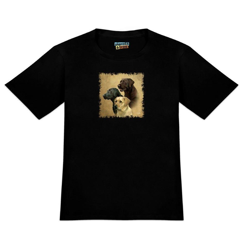 d26957e14 Labrador Retriever Trio Dogs Portrait Men'S Novelty T Shirt Funny Unisex  Casual Cool Sweatshirts Online Random Funny T Shirts From Fantees, $12.96|  DHgate.