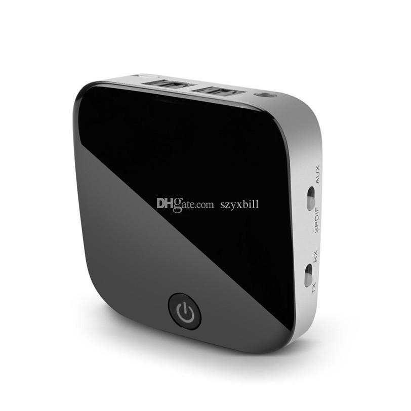 Bluetooth Transmitter Receiver 2 In 1 Wireless Audio Adapter With ...