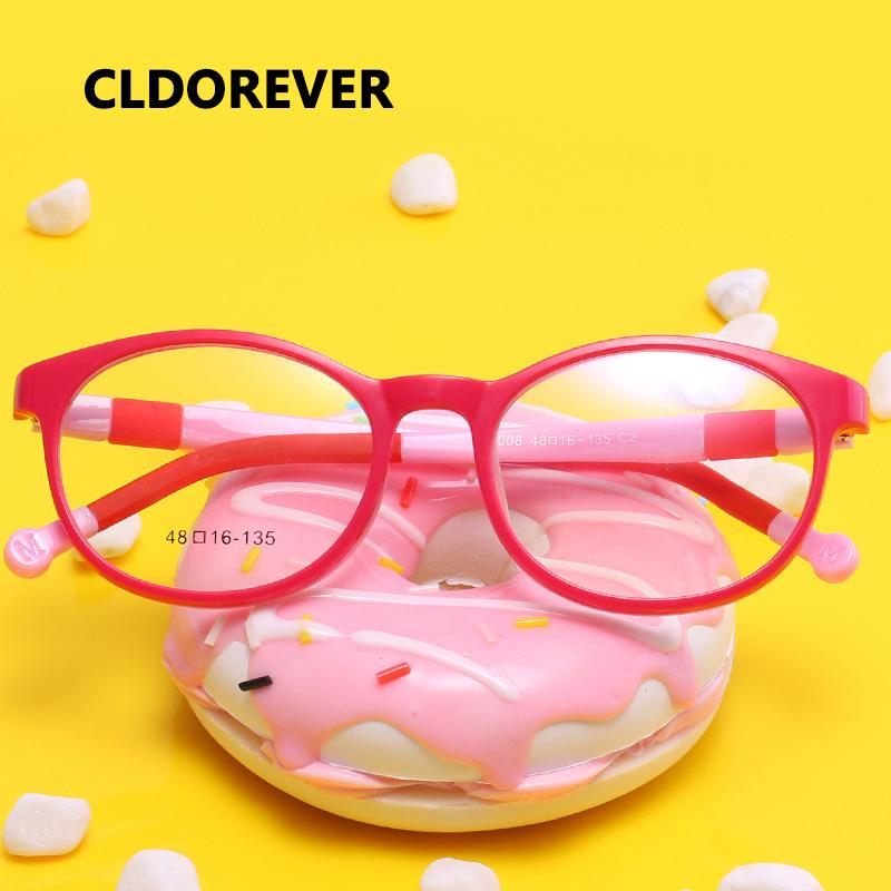 411b1ad23e5 2019 High Quality TR90 Silicone Student Glasses Frame Children Myopia Eyeglasses  Optical Kids Spectacle Frame For Baby Boys Girls From Value333